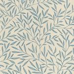 ウィリアムモリス壁紙Lily Leaf-DMOWLI-104          10m1巻 ¥10,000(税別)