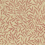 ウィリアムモリス壁紙Lily Leaf-DMOWLI-101          10m1巻 ¥10,000(税別)