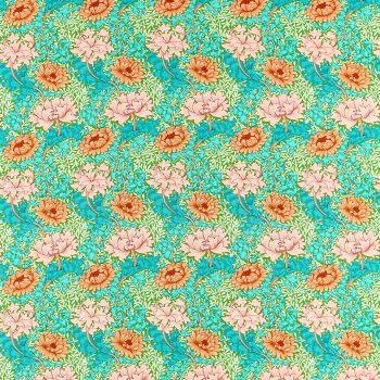 ウィリアムモリス生地 Chrysanthemum 226855 ¥13,600/m(税別)