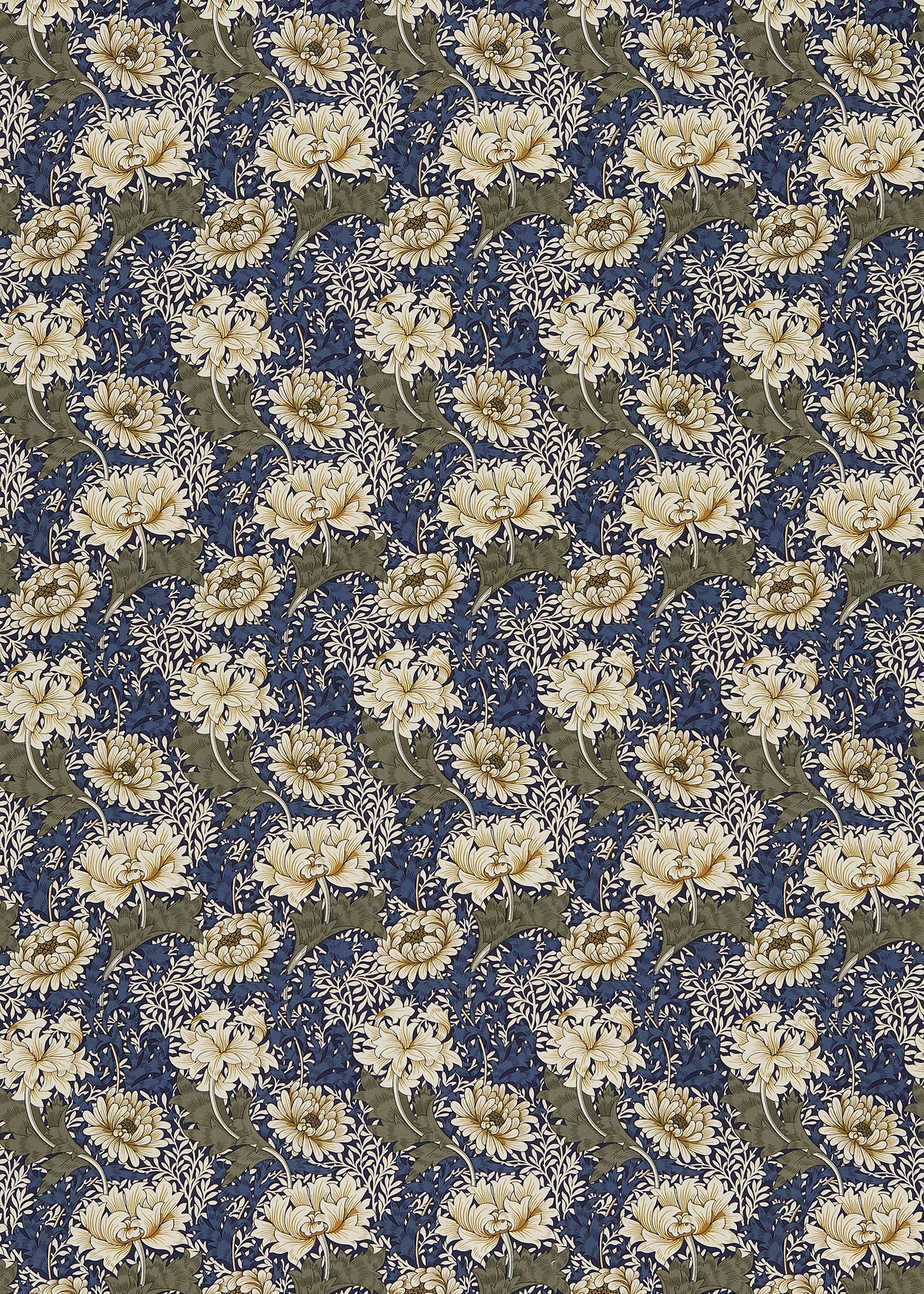 ウィリアムモリス生地 Chrysanthemum PR-7612-7