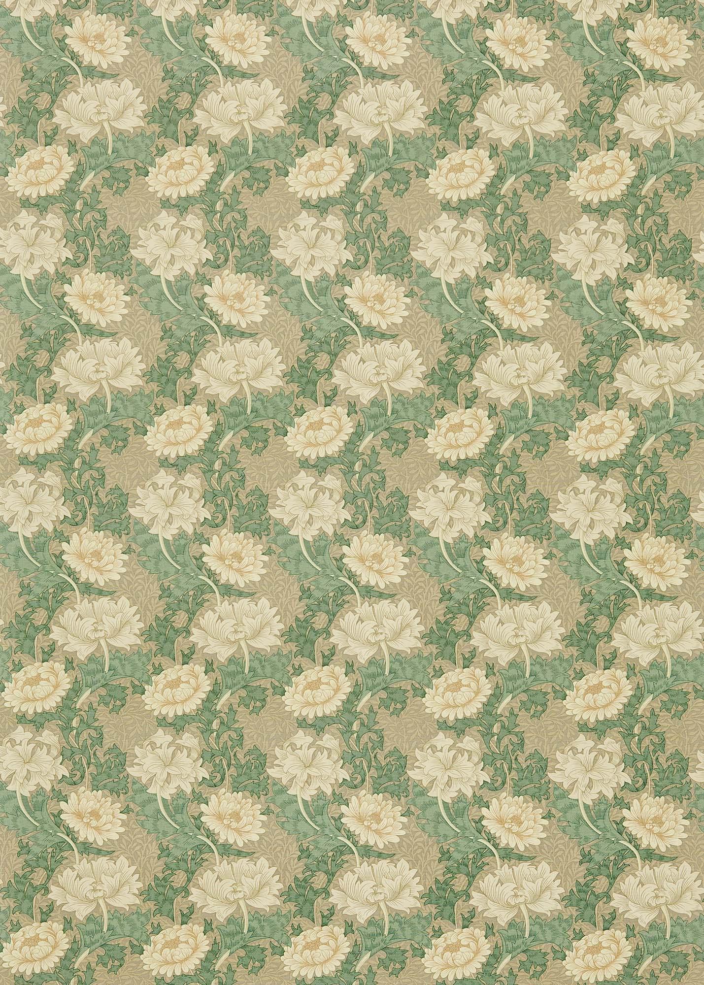 ウィリアムモリス生地 Chrysanthemum PR-7612-6