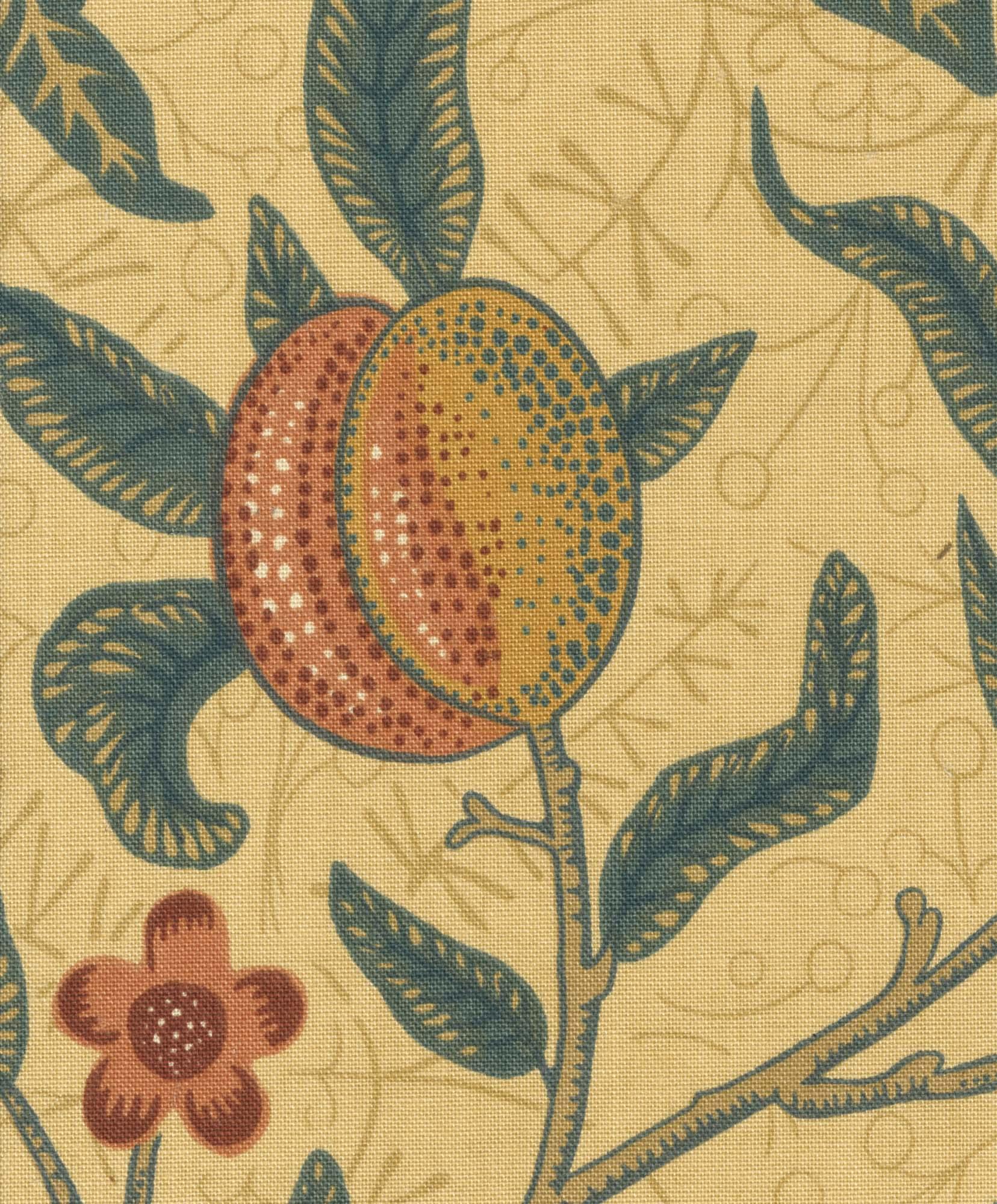 ウィリアムモリス生地 Fruit PR-8048-3