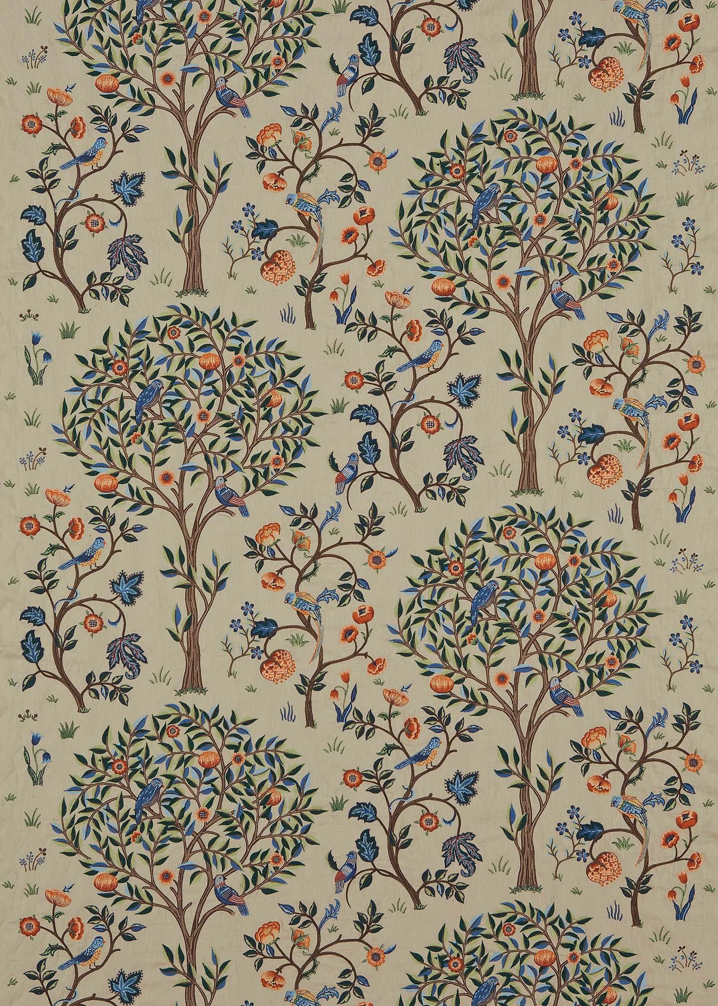 ウィリアムモリス生地 Kelmscott Tree 230341