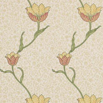 ウィリアムモリス壁紙Garden Tulip  210392          10m1巻 ¥11,600(税別)