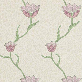 ウィリアムモリス壁紙Garden Tulip  210393          10m1巻 ¥11,600(税別)