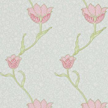 ウィリアムモリス壁紙Garden Tulip  210394          10m1巻 ¥11,600(税別)