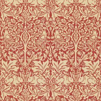 ウィリアムモリス壁紙Brer Rabbit  DMORBR-106          10m1巻 ¥12,240(税別)