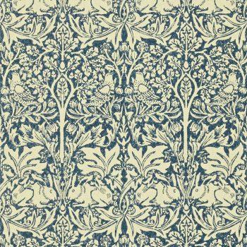 ウィリアムモリス壁紙Brer Rabbit  DMORBR-105          10m1巻 ¥12,240(税別)