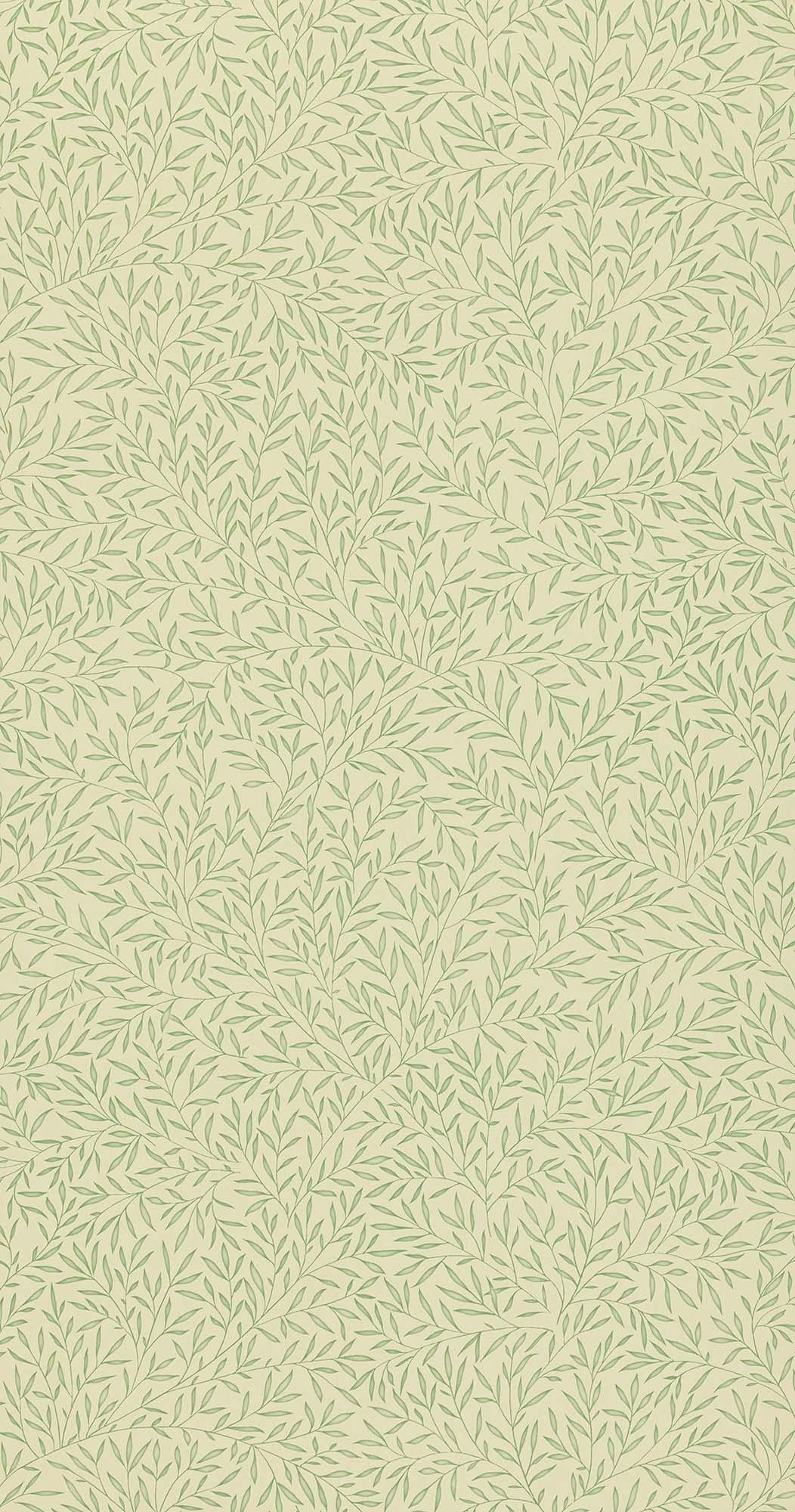 ウィリアムモリス壁紙 Lily Leaf DMOWLI-107