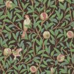 ウィリアムモリス壁紙Bird & Pomegranate-212537      10m1巻 ¥12,480(税別)