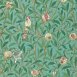 ウィリアムモリス壁紙Bird & Pomegranate-212538      10m1巻 ¥12,480(税別)