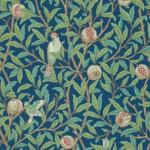 ウィリアムモリス壁紙Bird & Pomegranate-212540      10m1巻 ¥12,480(税別)