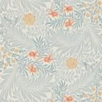 ウィリアムモリス壁紙Larkspur-212556  10m1巻 ¥13,200(税別)