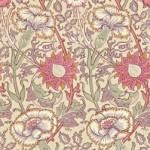 ウィリアムモリス壁紙Pink & Rose-212566   10m1巻 ¥10,400(税別)