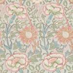 ウィリアムモリス壁紙Pink & Rose-212568   10m1巻 ¥10,400(税別)