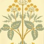 ウィリアムモリス壁紙Meadow Sweet-210349                  10m1巻 ¥11,600(税別)