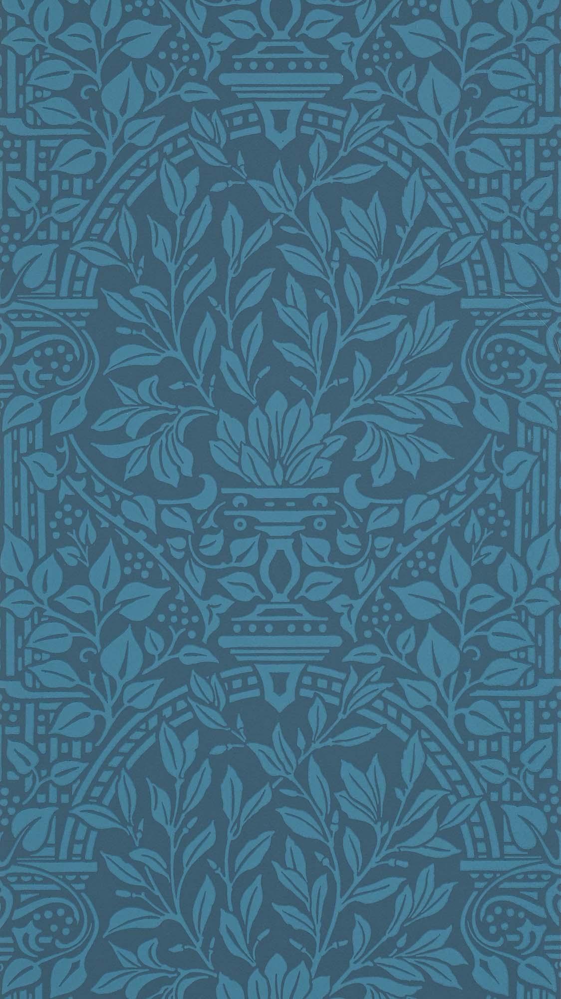 ウィリアムモリス壁紙 Garden Craft 210357