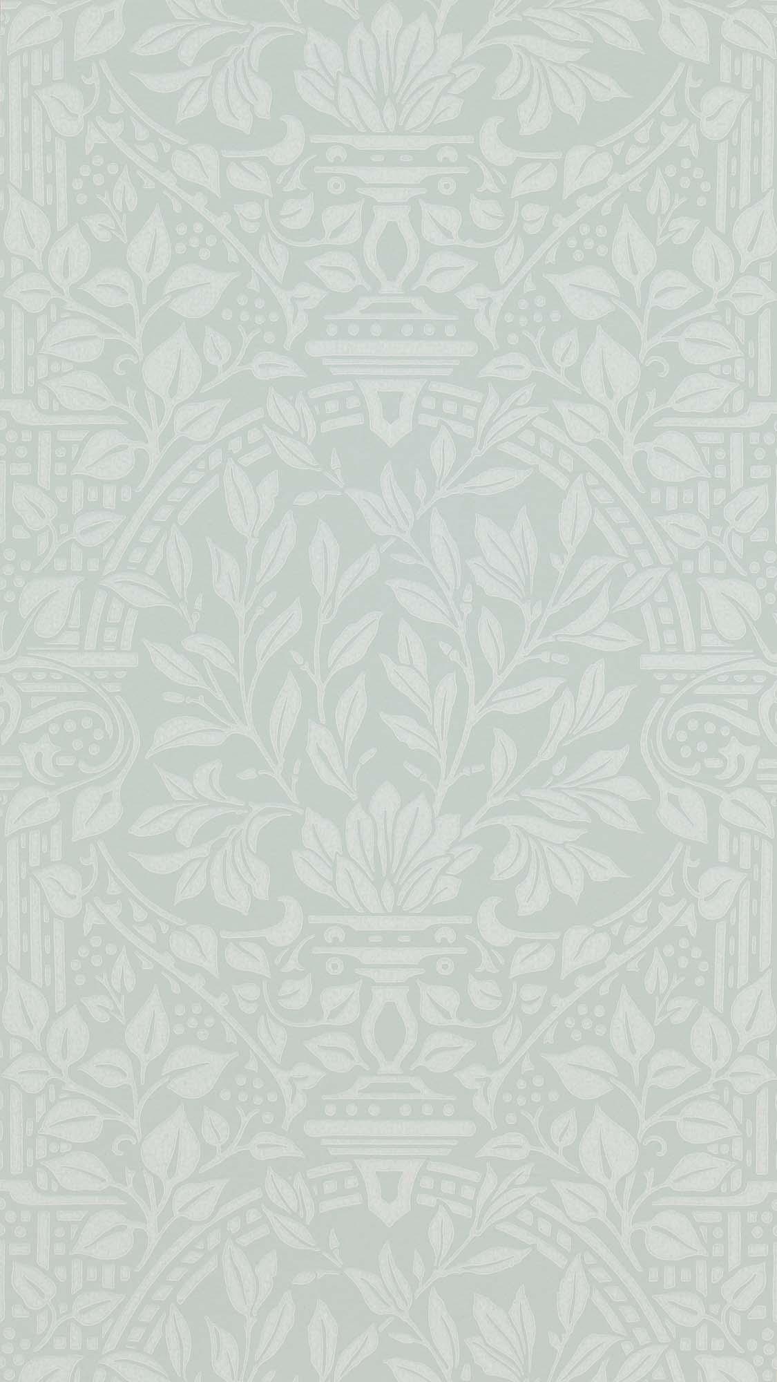 ウィリアムモリス壁紙 Garden Craft 210358