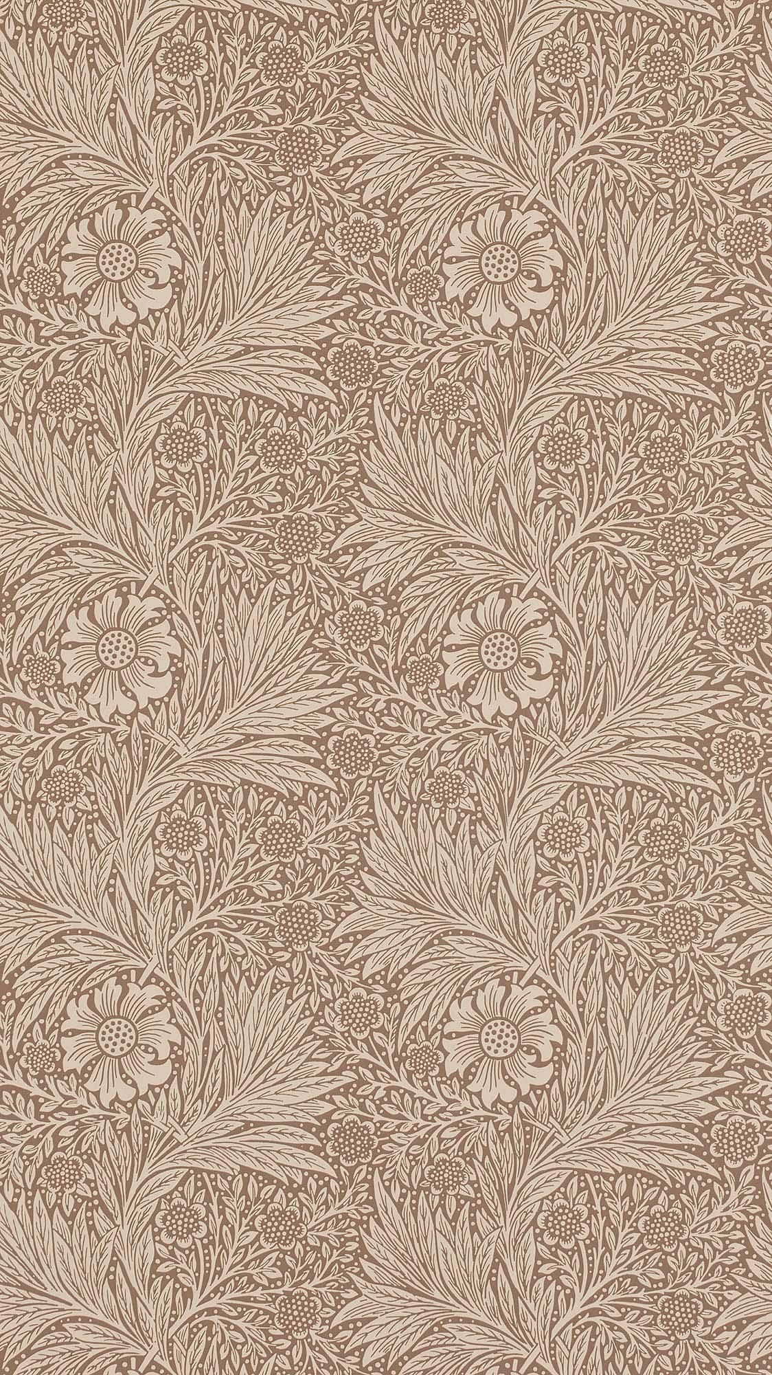 ウィリアムモリス壁紙 Marigold 210366