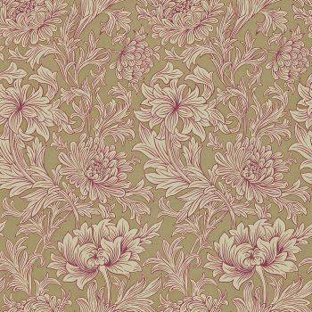 ウィリアムモリス壁紙Chrysanthemum Toile  DMOWCH-102            10m1巻 ¥11,000(税込)
