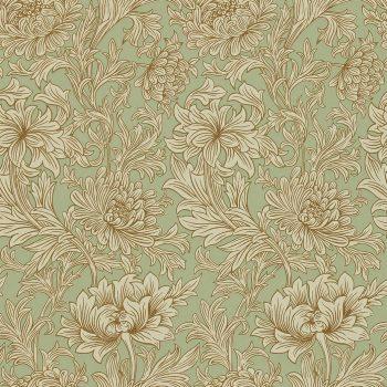 ウィリアムモリス壁紙Chrysanthemum Toile  DMOWCH-104            10m1巻 ¥11,000(税込)
