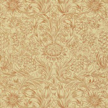ウィリアムモリス壁紙Sunflower Etch  DMORSU-101            10m1巻 ¥13,464(税込)