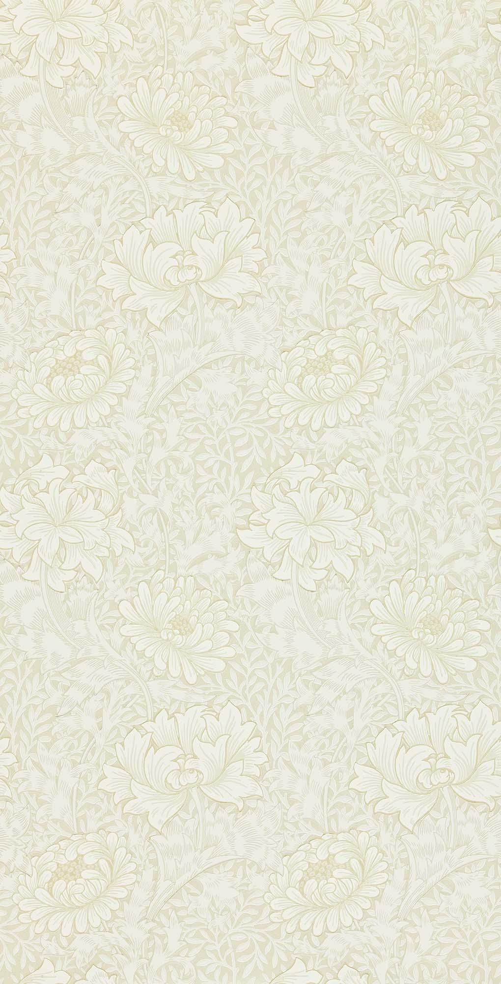 ウィリアムモリス壁紙 Chrysanthemum 212546