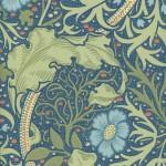 ウィリアムモリス壁紙   Morris Seaweed   214713               10m1巻 ¥12,480(税別)