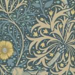 ウィリアムモリス壁紙   Morris Seaweed   214714               10m1巻 ¥12,480(税別)