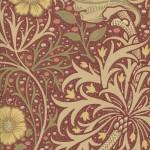 ウィリアムモリス壁紙   Morris Seaweed   214712               10m1巻 ¥12,480(税別)