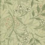 ウィリアムモリス壁紙   Jasmine   214722          10m1巻 ¥12,480(税別)