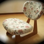 天童木工の古い椅子の張り替え
