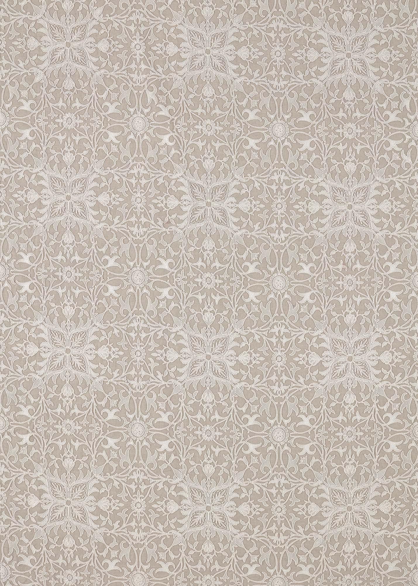 ウィリアムモリス生地 Pure Net Ceiling Embroidery 236076