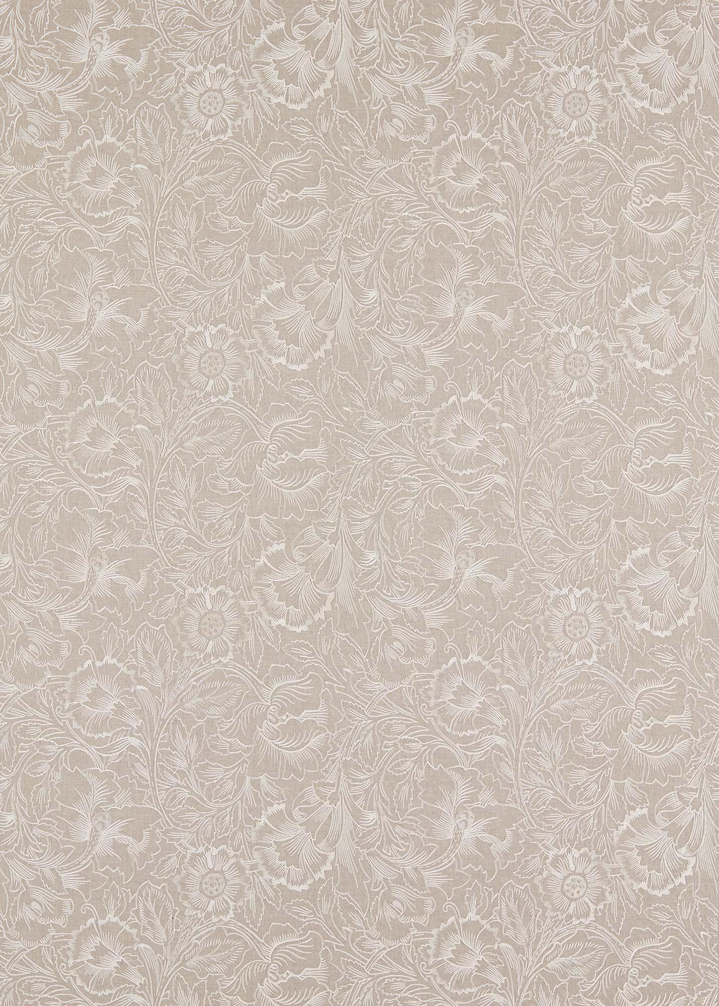 ウィリアムモリス生地 Pure Poppy Embroidery 236079