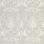ウィリアムモリス壁紙 Pure Dove & Rose 216520   10m1巻 ¥13,360(税別)