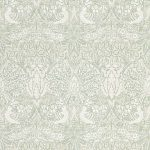 ウィリアムモリス壁紙 Pure Dove & Rose 216522   10m1巻 ¥13,360(税別)