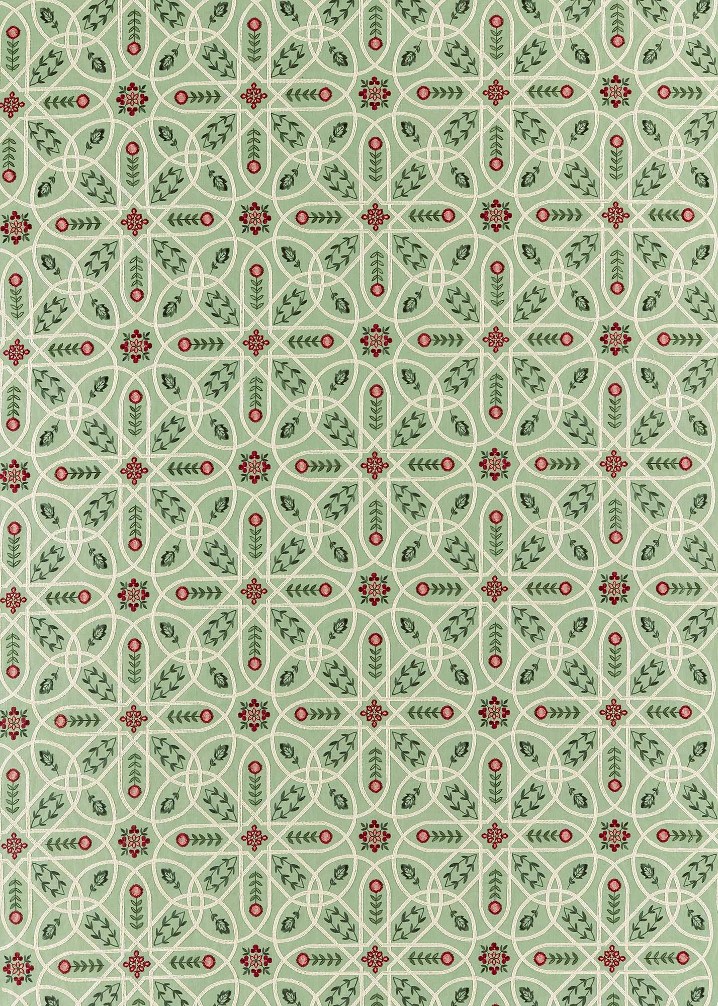 ウィリアムモリス生地 Brophy Embroidery 236813