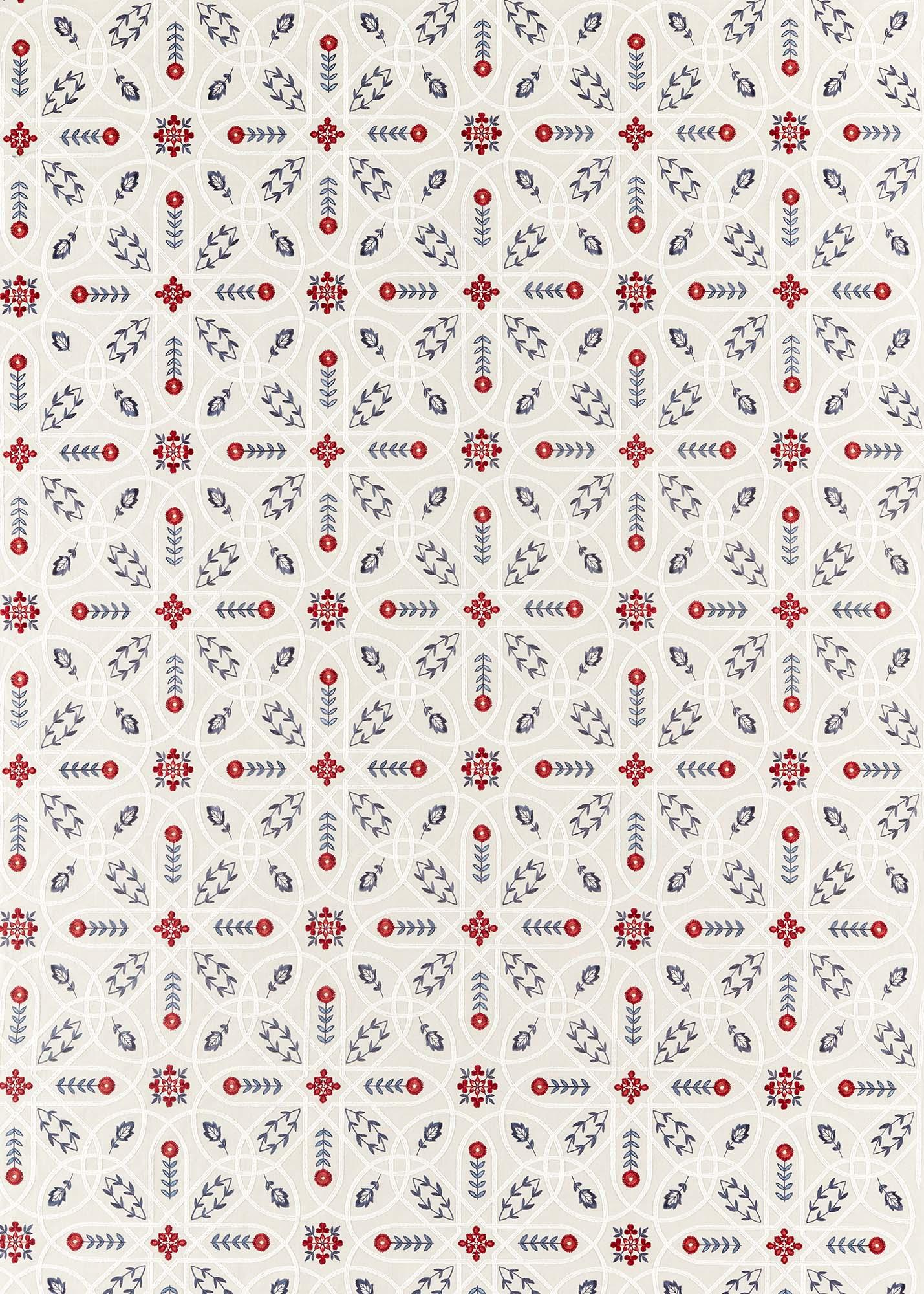 ウィリアムモリス生地 Brophy Embroidery 236815