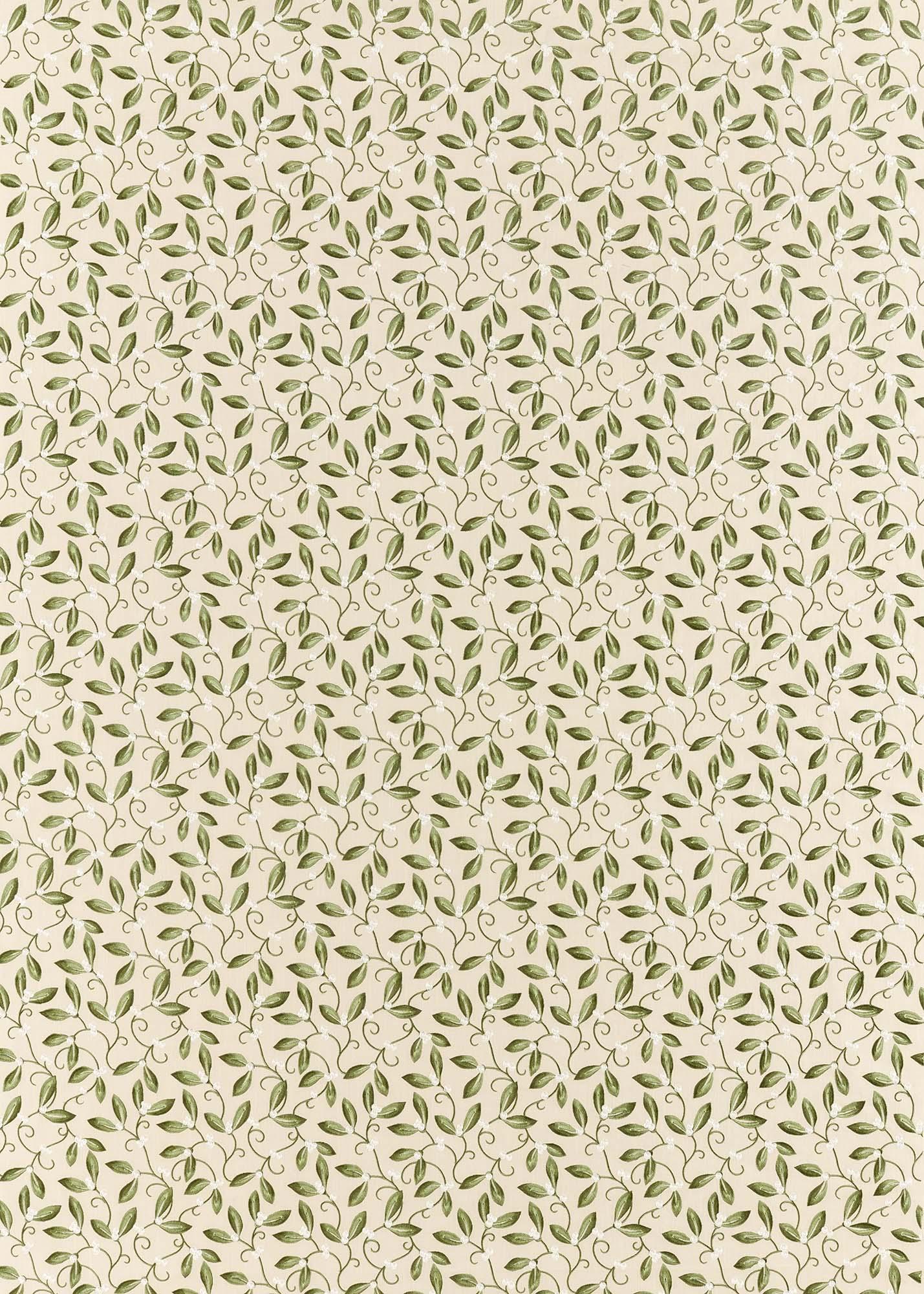 ウィリアムモリス生地 Mistletoe Embroidery 236816