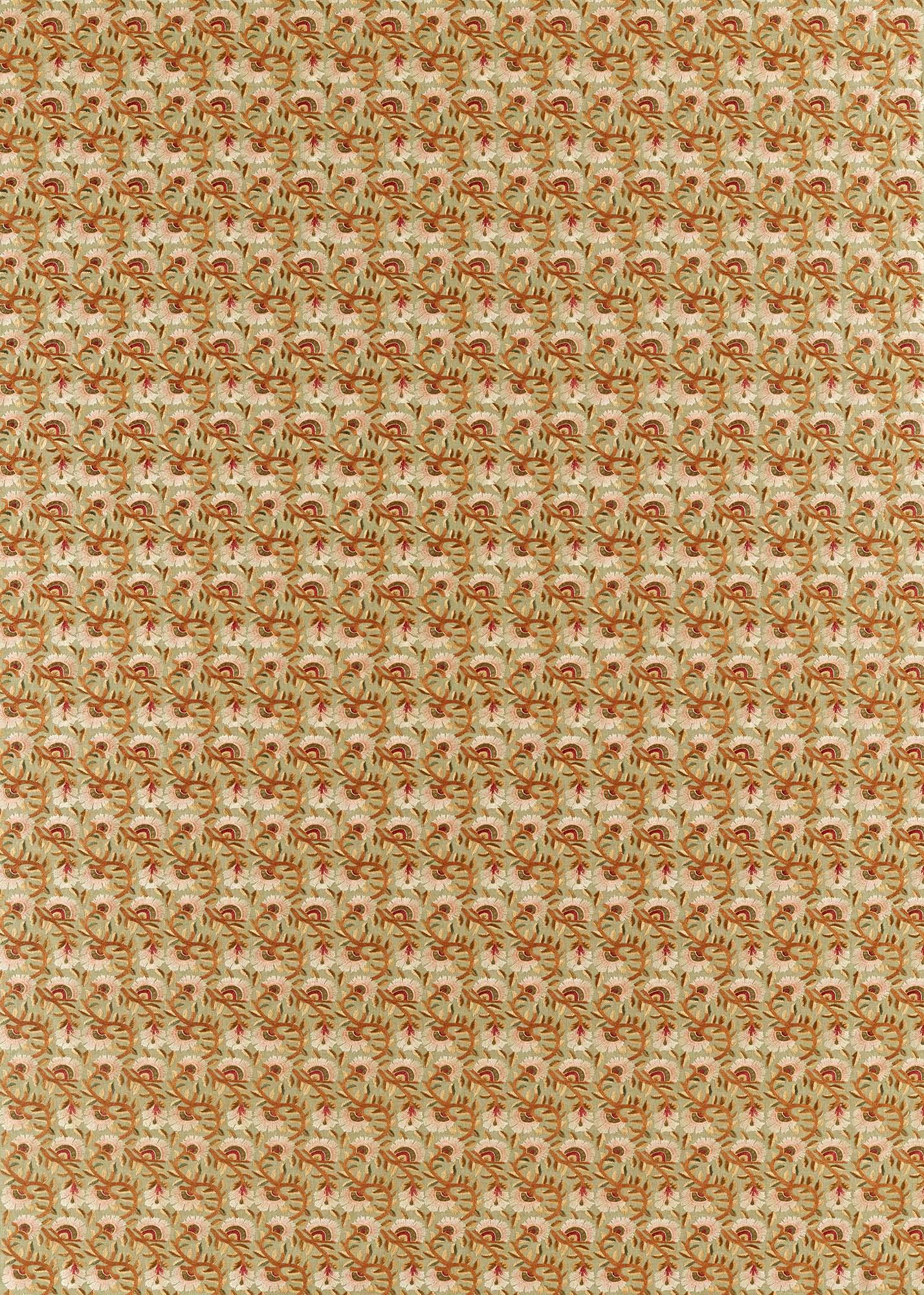 ウィリアムモリス生地 Wardle Embroidery 236819