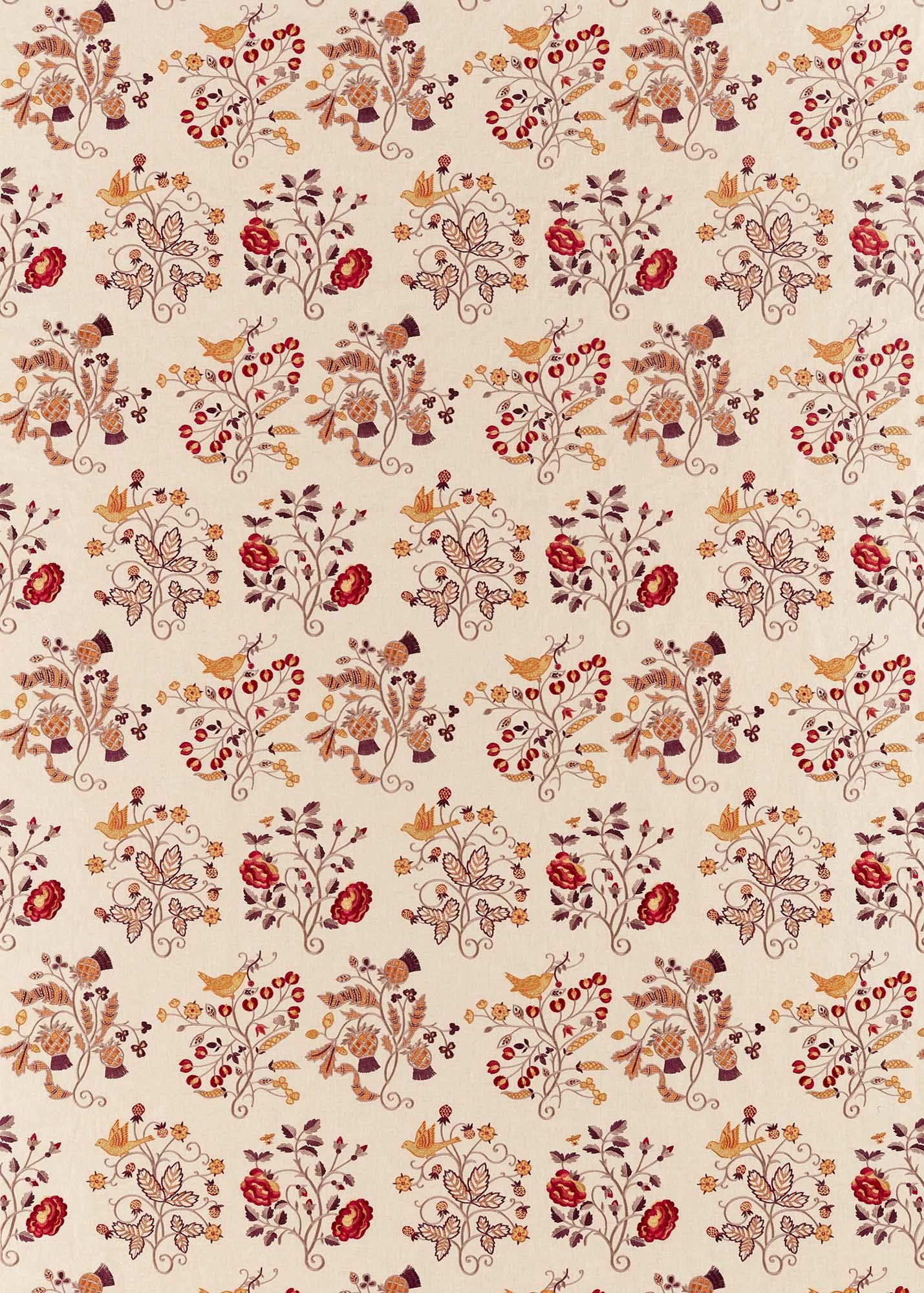 ウィリアムモリス生地 Newill Embroidery 236825