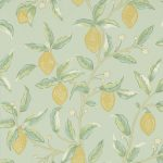 ウィリアムモリス壁紙 Lemon Tree 216673   10m1巻 ¥14,400(税別)
