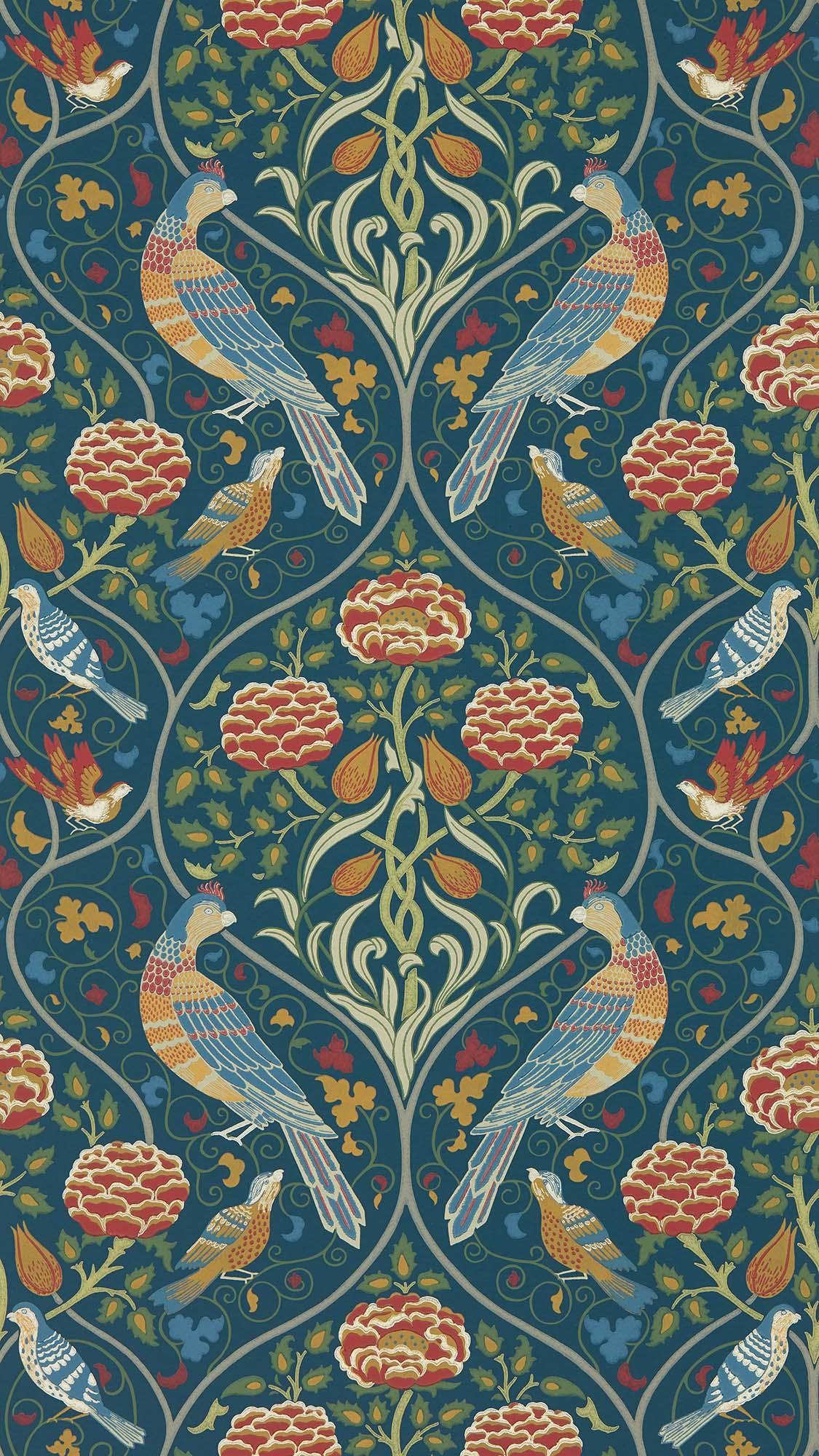 ウィリアムモリス壁紙 Seasons by May 216686