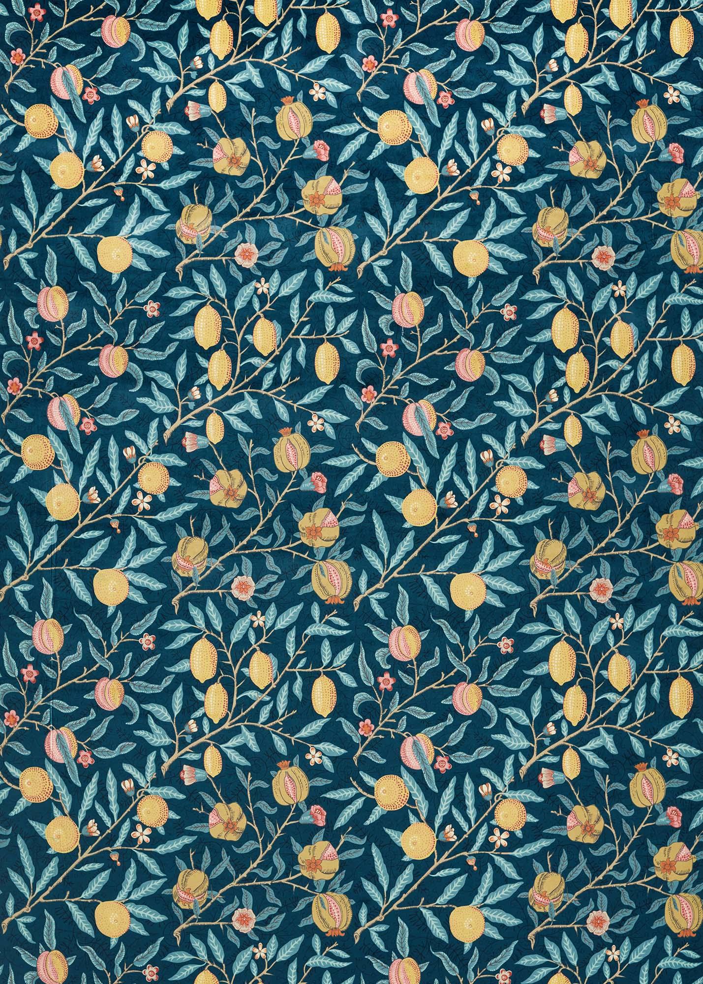 ウィリアムモリス生地 Fruit Velvet 236924