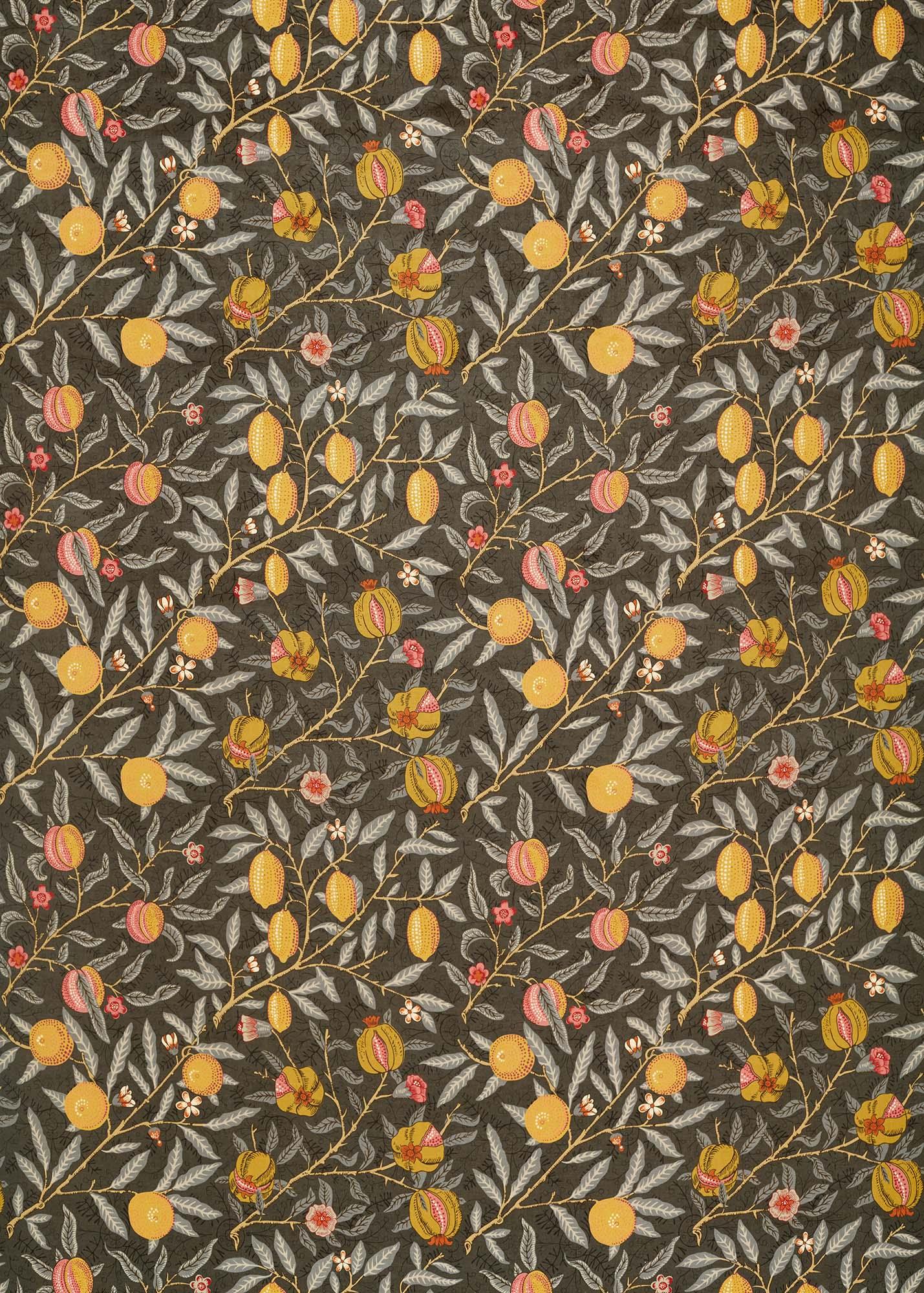 ウィリアムモリス生地 Fruit Velvet 236926