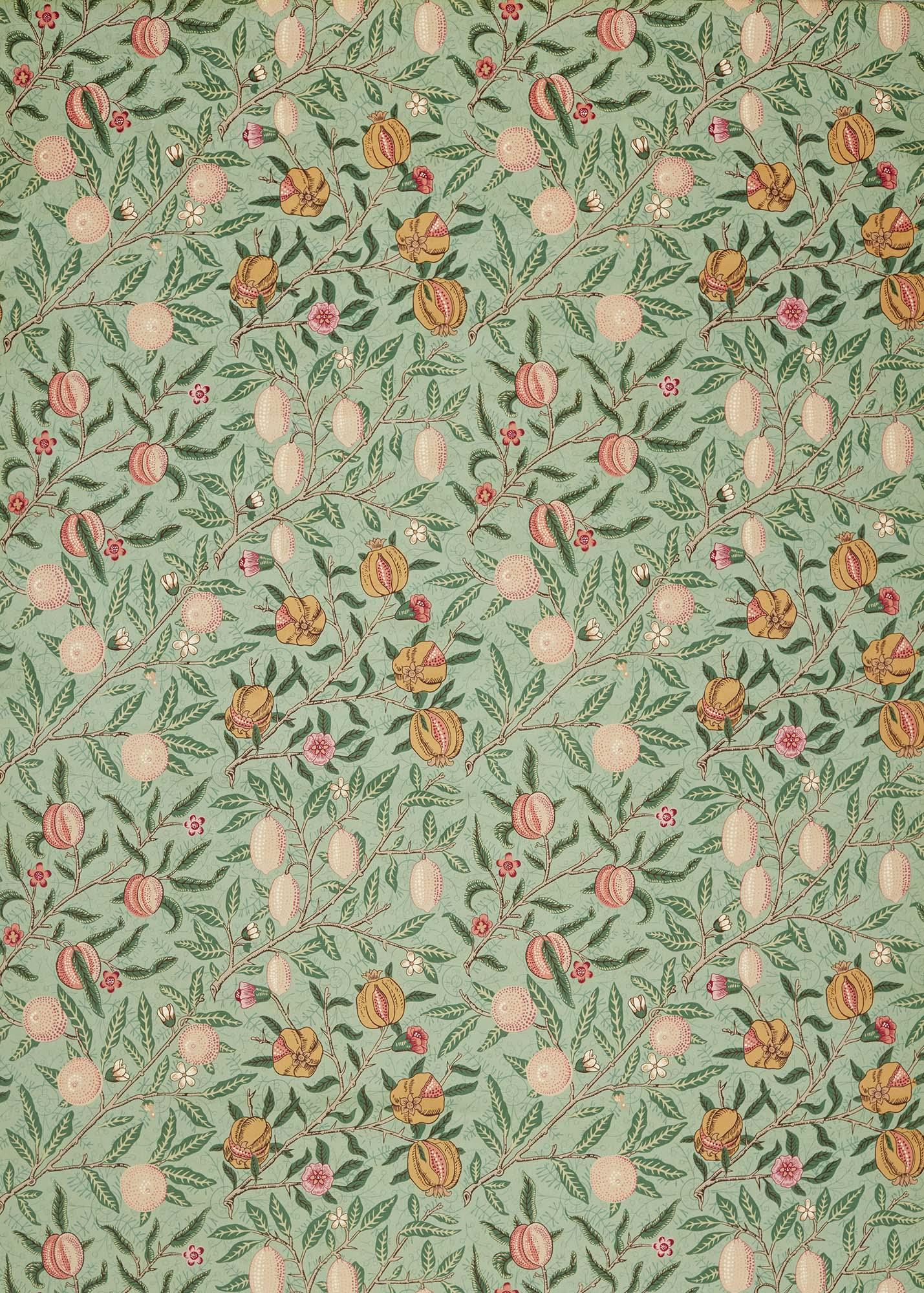ウィリアムモリス生地 Fruit Velvet 236927