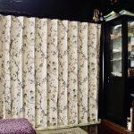 古民家のカーテン(天童市O様邸)