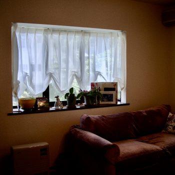 ボトムウェーブの窓(山形市T様邸)