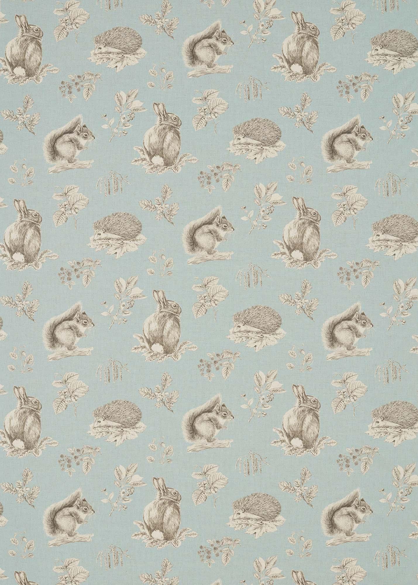 生地 Squirrel & Hedgehog 225521