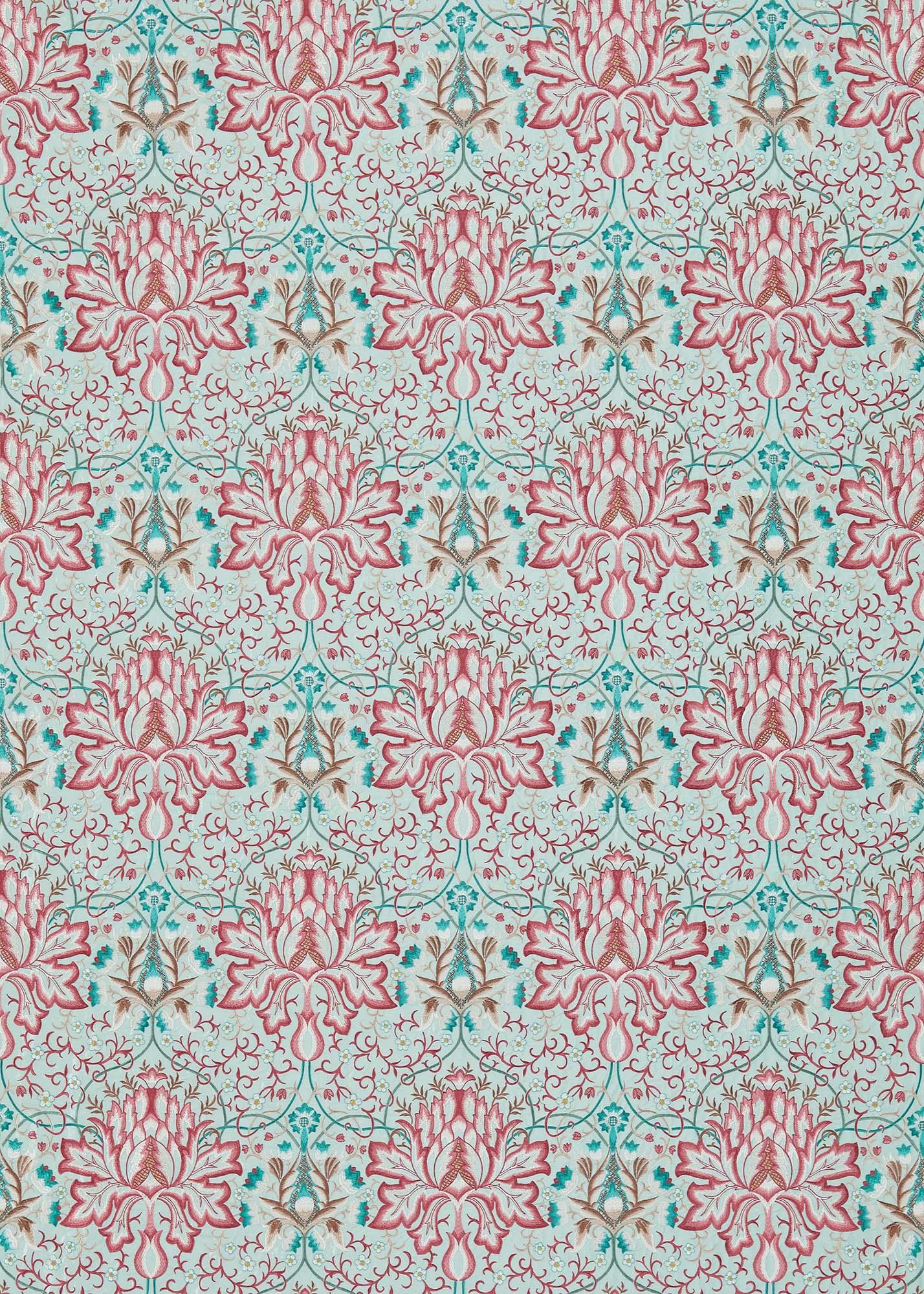ウィリアムモリス生地 Artichoke Embroidery 234546